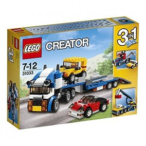 LEGO Creator 31033 - Autotransporter, 3in1: Autotransporter, Abs