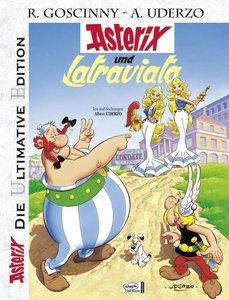 Asterix: Die ultimative Asterix Edition 31. Asterix und LaTravia