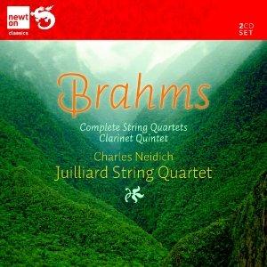Sämtliche Streichquartette/Klarinettenquintett