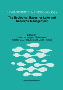 The Ecological Bases for Lake and Reservoir Management