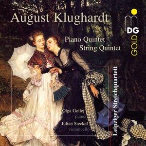 String Quintet op.62/Piano Quintet op.43