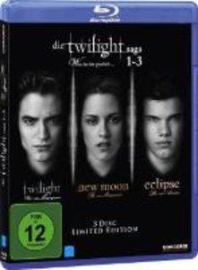 Die Twilight Saga 1-3-Was bis(s)her ge (Blu-ray)