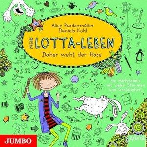 Mein Lotta-Leben 04 - Daher weht der Hase