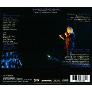 Magnum: Wings of heaven Live 2008