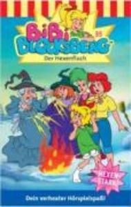 Bibi Blocksberg 035. Der Hexenfluch. Cassette