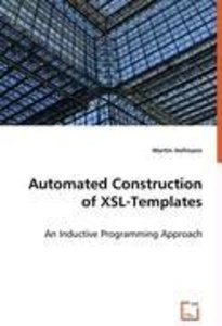 Automated Construction of XSL-Templates