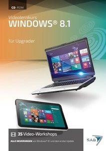 Videolernkurs Windows 8.1 - Das Upgrade
