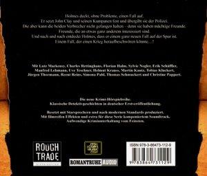 Sherlock Holmes und Co. 11. Ein Fall vom Kontinent
