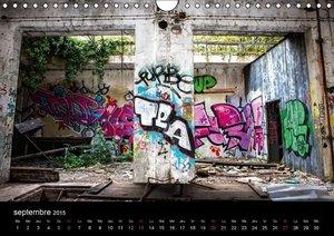 Aventure Urbaine (Calendrier mural 2015 DIN A4 horizontal)