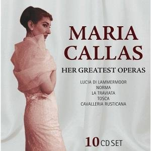 Maria Callas-Her Greatest Operas