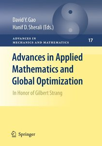 Advances in Applied Mathematics and Global Optimization