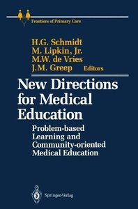 New Directions for Medical Education