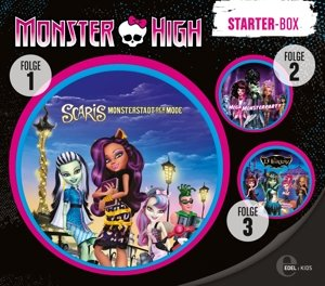 Monster High;Starter-Box