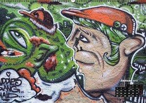 Stolzenburg, K: Street-Art 2015 (Wandkalender 2015 DIN A2 qu