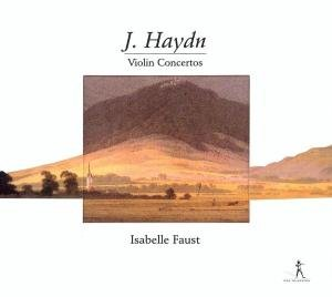 Violinkonzerte HOB.VIIa:1,3,4