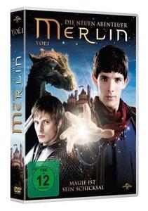Merlin - Die neuen Abenteuer Vol. 01