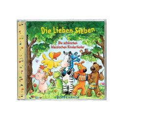 Die Lieben Sieben - Die schönsten klassischen Kinderlieder