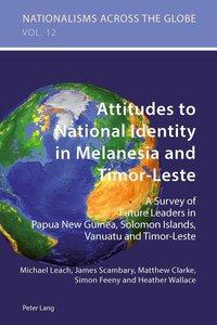Attitudes to National Identity in Melanesia and Timor-Leste