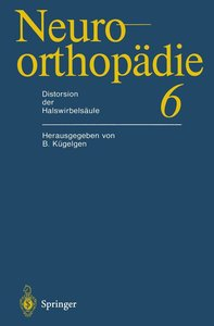 Distorsion der Halswirbelsäule