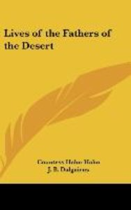 Lives of the Fathers of the Desert