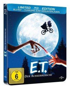 E.T.-Der Ausserirdische Ltd.Steelbook