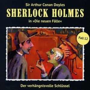 Sherlock Holmes - Neue Fälle 12. Der verhängnisvolle Schlüssel