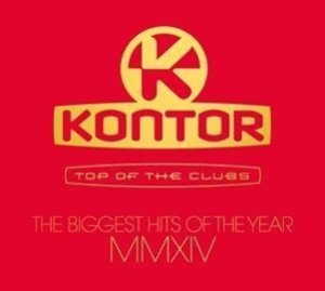 Kontor Top Of The Clubs-Biggest Hits Of 2014