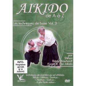 Aikido de A a Z Les techniques Vol.3