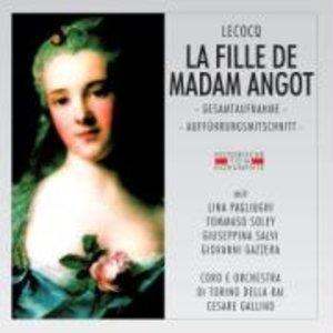 La Fille De Madam Angot