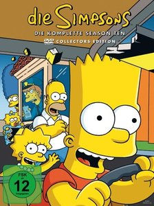 Die Simpsons - Die komplette Season Ten