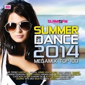 Summer Dance 2014/Megamix Top 100
