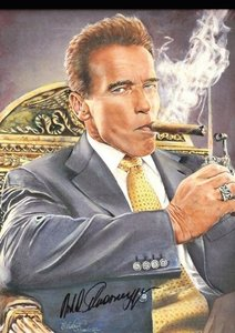 Arnold Schwarzenegger - Great Moments (Poster Book DIN A2 Portra