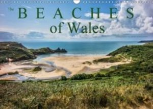 Beaches of Wales (Wall Calendar 2015 DIN A3 Landscape)