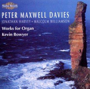 Maxwell Davies Organ Works