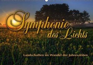 Symphonie des Lichts - Landschaften im Wandel der Jahreszeiten