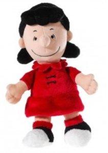 Heunec 587472 - Peanuts Lucy, Maskottchen, 30 cm