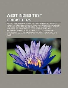West Indies Test cricketers