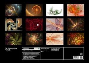 Die Kunst und die Fraktale (Posterbuch DIN A2 quer)