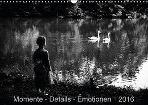 Momente-Details-Emotionen (Wandkalender 2016 DIN A3 quer)