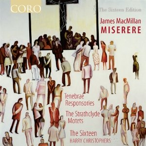 Miserere/Tenebrae Responsories/Strathclyde Motets