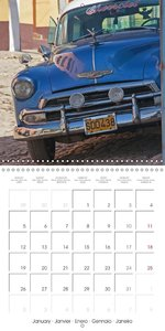Welcome to Cuba (Wall Calendar 2015 300 × 300 mm Square)