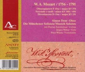 Mozart & Die Oboe