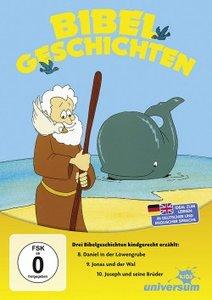 Bibel Geschichten DVD 4
