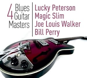 Four Blues Guitar Masters