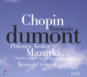 Piano Concerto/Mazurkas op.50/Sonata op.58/...