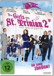 Die Girls von St.Trinian 2-Auf Schatzsuch (DVD)