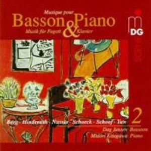Musik Für Fagott & Klavier Vol.2