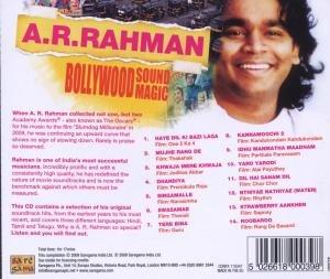 Bollywood Sound Magic