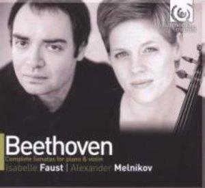 Sonaten Für Violine & Klavier