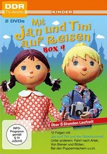 Mit Jan und Tini auf Reisen - Box 4: DDR TV-Archiv